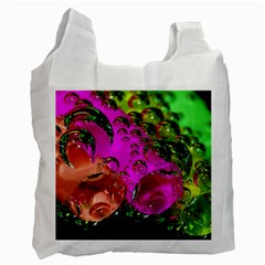 Tubules Recycle Bag (One Side)