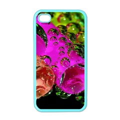 Tubules Apple iPhone 4 Case (Color)