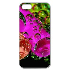 Tubules Apple Seamless iPhone 5 Case (Clear)