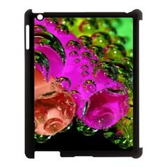Tubules Apple iPad 3/4 Case (Black)