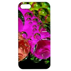 Tubules Apple iPhone 5 Hardshell Case with Stand