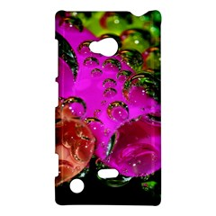 Tubules Nokia Lumia 720 Hardshell Case