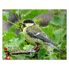 Songbird Jigsaw Puzzle (rectangle)