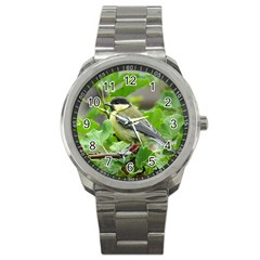 Songbird Sport Metal Watch