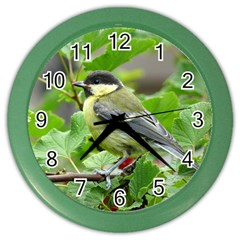 Songbird Wall Clock (Color)
