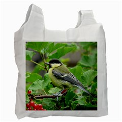 Songbird Recycle Bag (two Sides)
