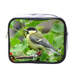 Songbird Mini Travel Toiletry Bag (One Side)