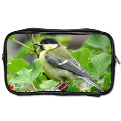 Songbird Travel Toiletry Bag (two Sides)