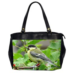 Songbird Oversize Office Handbag (Two Sides)