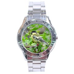 Songbird Stainless Steel Watch (Men s)