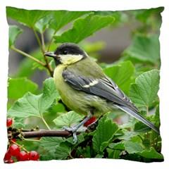 Songbird Large Cushion Case (single Sided)