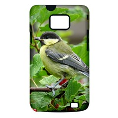 Songbird Samsung Galaxy S II Hardshell Case (PC+Silicone)