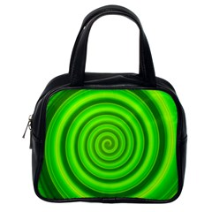 Modern Art Classic Handbag (one Side)