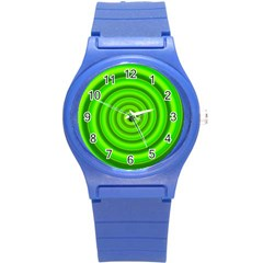 Modern Art Plastic Sport Watch (Small)