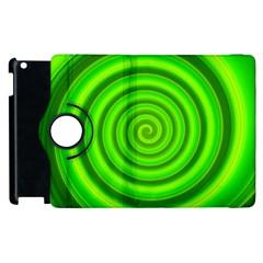 Modern Art Apple iPad 3/4 Flip 360 Case