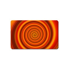 Modern Art Magnet (name Card)