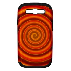 Modern Art Samsung Galaxy S III Hardshell Case (PC+Silicone)