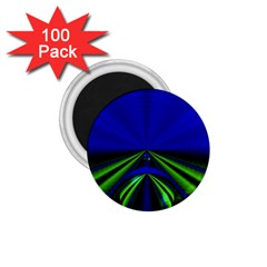 Magic Balls 1.75  Button Magnet (100 pack)