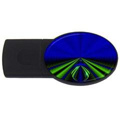 Magic Balls 2GB USB Flash Drive (Oval)