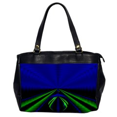 Magic Balls Oversize Office Handbag (One Side)