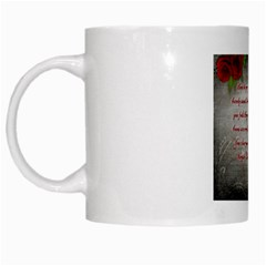 Maggie s Quote White Coffee Mug