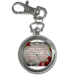 Maggie s Quote Key Chain & Watch