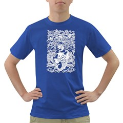 Form of Auspiciousness Mens' T-shirt (Colored)