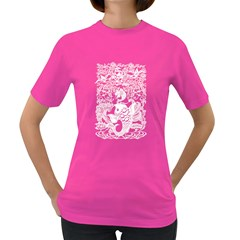 Form Of Auspiciousness Womens' T Shirt (colored)