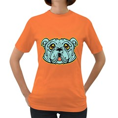 Bully Womens' T-shirt (Colored)
