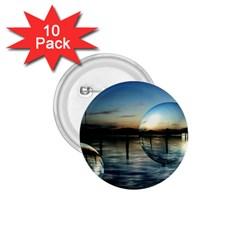 Magic Balls 1 75  Button (10 Pack)