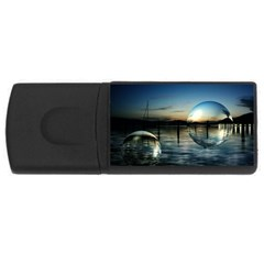 Magic Balls 2GB USB Flash Drive (Rectangle)