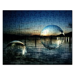 Magic Balls Jigsaw Puzzle (Rectangle)