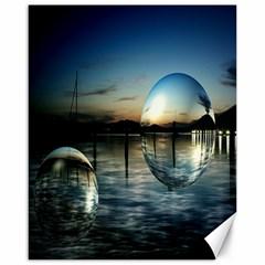 Magic Balls Canvas 16  x 20  (Unframed)
