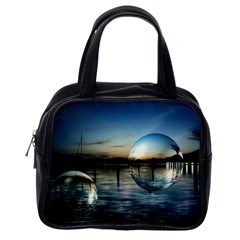 Magic Balls Classic Handbag (one Side)