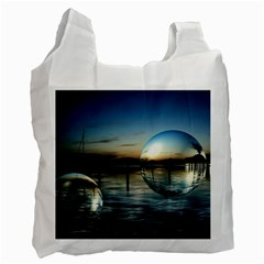 Magic Balls Recycle Bag (Two Sides)