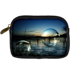 Magic Balls Digital Camera Leather Case