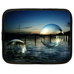 Magic Balls Netbook Case (xl)