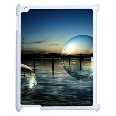 Magic Balls Apple Ipad 2 Case (white)