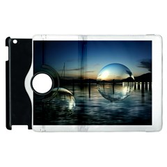 Magic Balls Apple iPad 2 Flip 360 Case
