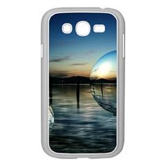 Magic Balls Samsung Galaxy Grand DUOS I9082 Case (White)