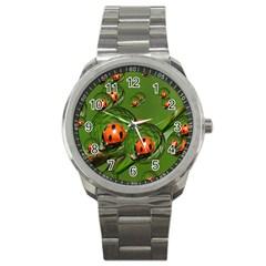 Ladybird Sport Metal Watch