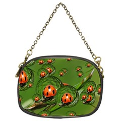 Ladybird Chain Purse (Two Sided)