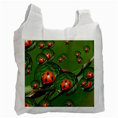 Ladybird Recycle Bag (Two Sides)