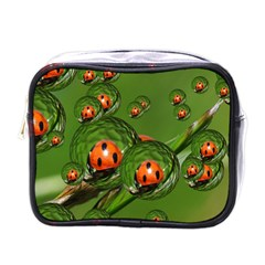 Ladybird Mini Travel Toiletry Bag (One Side)