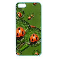 Ladybird Apple Seamless iPhone 5 Case (Color)