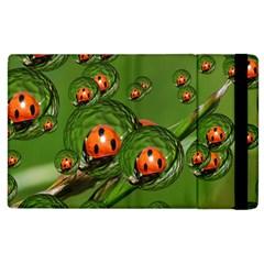 Ladybird Apple iPad 3/4 Flip Case