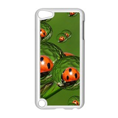 Ladybird Apple iPod Touch 5 Case (White)