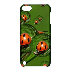 Ladybird Apple iPod Touch 5 Hardshell Case with Stand