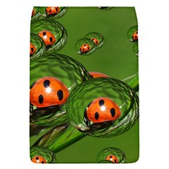 Ladybird Removable Flap Cover (small)