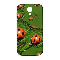Ladybird Samsung Galaxy S4 I9500/I9505  Hardshell Back Case